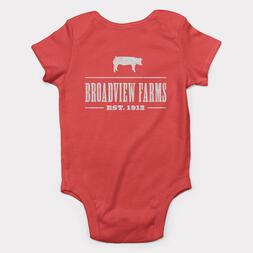 Broadview Farms Onesie