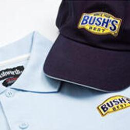 Bush's Beans Polo and Hat