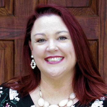 Tina Hedger, Administrative Coordinator